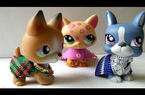 How To Make Lps Dresses 3 Different Clothing Styles Doll