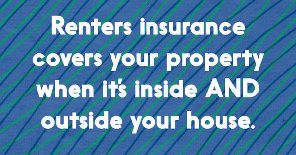 Here S Everything You Need To Know About Renters Insurance With