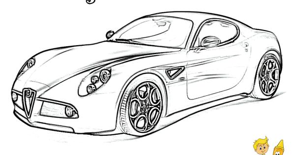 sports cars coloring pages bing images coloring pages for adults pinterest sports cars. Black Bedroom Furniture Sets. Home Design Ideas