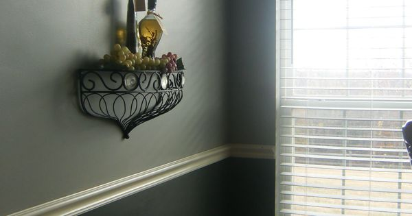 Sherwin Williams Peppercorn Sw 7674 And Ellie Gray Sw 7650 Colors Pinterest Dark Trim Basements And Colour Pallette