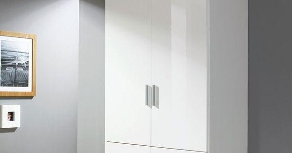 New Kleiderschrank Celle cm Alpinwei Wei Buy now at https moebel wohnbar de kleiderschrank celle cm mit aufsatz alpinweiss hoch u