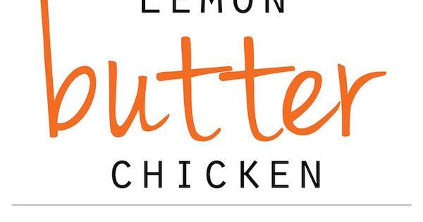 Lemon Butter Chicken - Easy crisp-tender chicken with the creamiest lemon butter