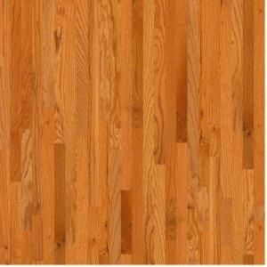 Shaw Woodale Carmel Oak 3 4 In Thick X 2 1 4 In Wide X Random Length Solid Hardwood Flooring 25 Sq Ft Prefinished Hardwood Solid Wood Flooring Oak Hardwood