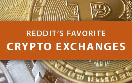 Reddit Cryptocurrency Exchange Suggestions In 2020 Most Popular Sites Cryptocurrency Suggestion