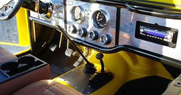 Jeep Cherokee Off Road Parts YJ Custom Dash - I need this for TJ... ): | Cars for ...
