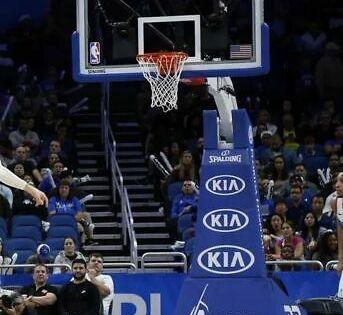 Advertisement Ebay New Spalding 401 890 Pro Nba Basketball Goal Motorized Stanchion Rims More Basketball Goals Nba Basketball Portable Basketball Hoop