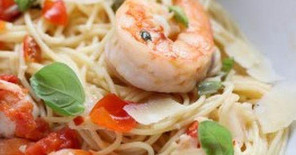 Shrimp Scampi Pasta | Recipe | Shrimp, Pasta and Recipe