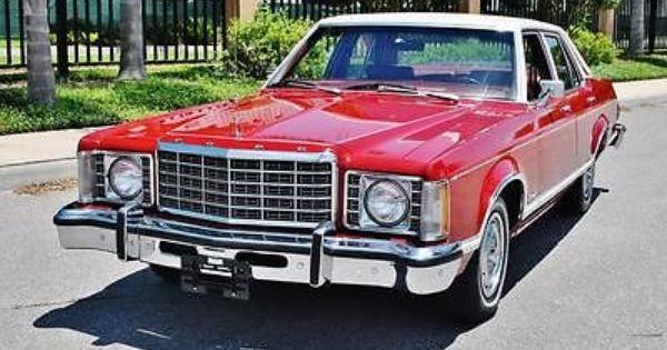 1975 Ford Granada Ghia Model Mom N Dads Was Brown Ford