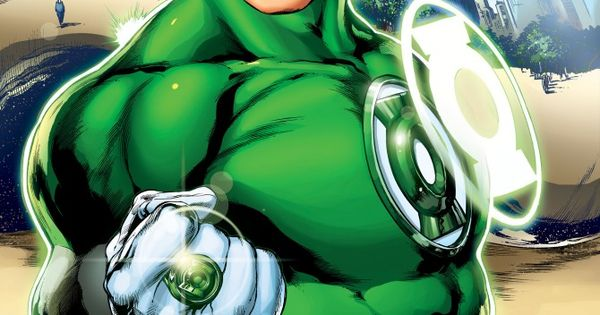 Hal Jordan is the greatest Green Lantern, an inter-galactic police officer and