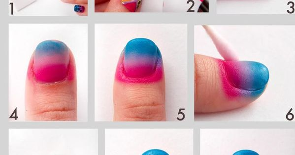 Cute nail designs for teenagers to do at home sallyhansentutorial how to do easy nail designs Nail design ideas to do at home