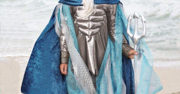Poseidon child costume | Percy Jackson Halloween: Costume ... Percy Jackson Poseidon Costume