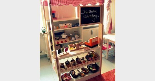 ikea hej community kaufladen und spielk che mit billy kinderzimmer pinterest. Black Bedroom Furniture Sets. Home Design Ideas