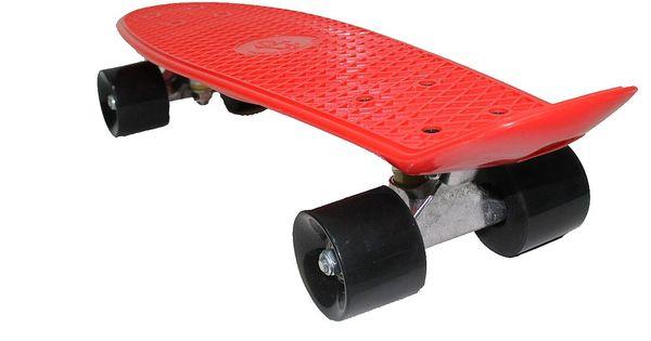 22 Quot Retro Fish Skateboard Red Fish Brand Skateboards
