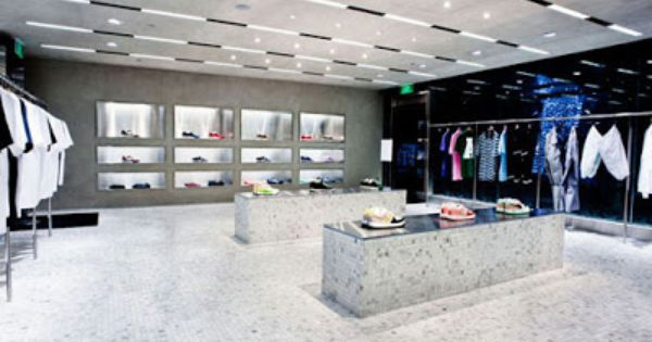 Bapestore Singapore Modern Clothing Decorate Design Ideas Store Design Interior Clothing Store Interior Shop House Plans
