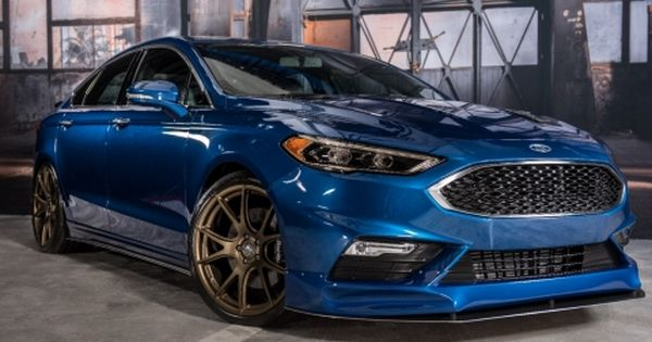 2017 Ford Fusion Sport By Legacy Innovations With Images Ford