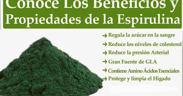 Beneficios De La Espirulina El Alimento Del Milenio Es Impactante Todo Lo Que Esta Humilde Alga De Agua Dulce Puede Espirulina Espirulina Propiedades Salud