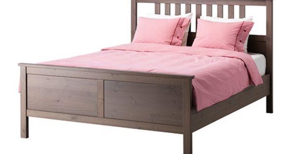 200 why are bed frames so expensive remodel pinterest hemnes bed frames and. Black Bedroom Furniture Sets. Home Design Ideas