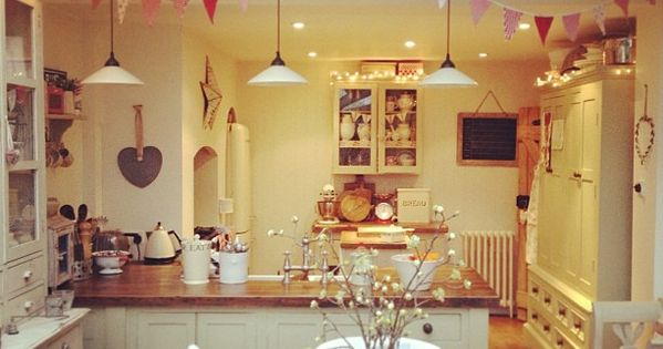 Photo by thecornerhouse - dream kitchen. OH MY this is my dream