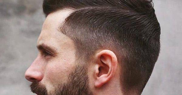 25 Perfekt Geheimratsecken Frisuren Ausblenden Der Schlechten Haaransatz Ausblenden Frisuren Ge Military Haircut Receding Hair Styles Haircuts For Men