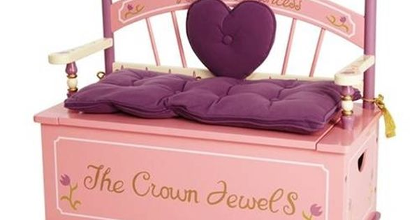 Pink and purple princess furnishings for girls bedrooms and playrooms.