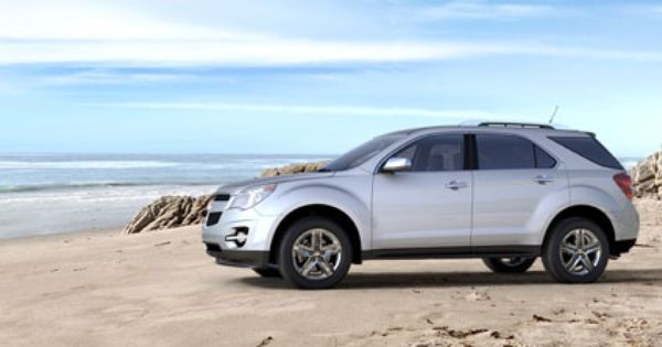 The 2014 Chevy Equinox Is Branded The New Connected With Its