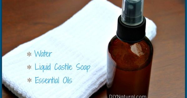 Homemade furniture polish and dusting spray homemade for Homemade furniture polish with essential oils