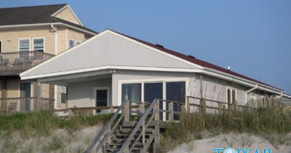 Vacation Rental Topsail Beach S Anderson Area Oceanfront Vacation Rentals Rental Property Topsail