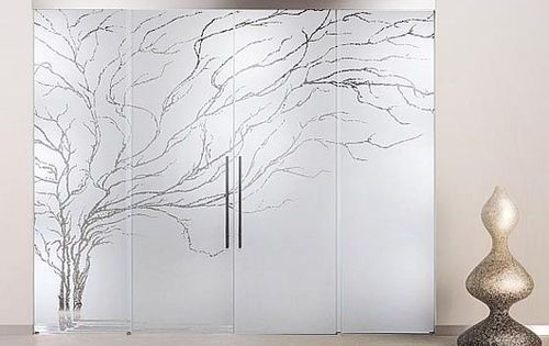 Designer Glass Work Designer Glass Works New Royal Glass House Nagpur Id 13907833262 Door Glass Design Frosted Glass Door Glass Doors Interior
