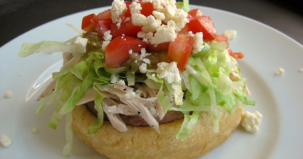 Pollo chicken, Salsa verde and Tomato and cheese on Pinterest