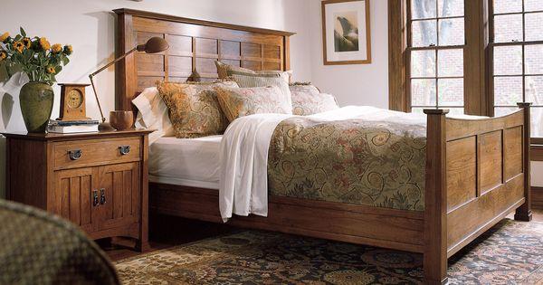 stickley bedroom furniture stickley edinburgh bed bedroom bedroom havens 13393 | d54515bcdf612164bfac097edc699574