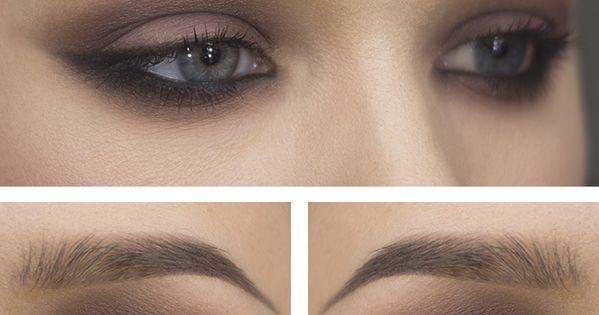 Love the purple smokey eye look. I need to start doing eye