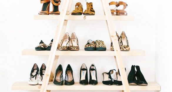 49 Id Es Astuces Pour Le Rangement Des Chaussures Belle Chaussure Ranger Et Chaussure