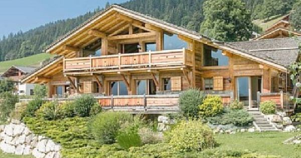 Un Incroyable Chalet A Offrir A Vos Proches Plan Chalet