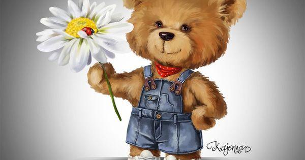 Teddy-bear By Kajenna On DeviantArt