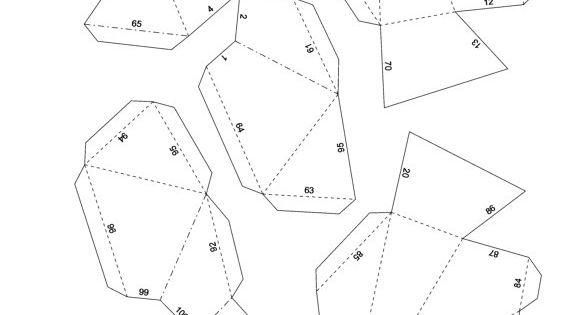 you can make your own fox mask  printable diy template
