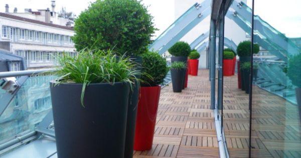 Poser des caillebotis ip terrasse pinterest caillebotis terrasses et jardins - Terrasse jardin caillebotis ...
