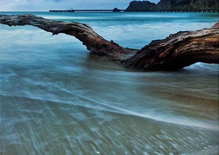 Tolaga Bay, North Island, New Zealand beautiful beaches ttot travel NZ kiwi