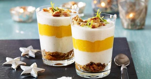 joghurt mango schichtdessert joghurtcreme mit frischer mango und cantuccini als des pinterest. Black Bedroom Furniture Sets. Home Design Ideas