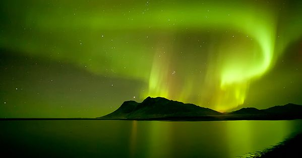 wonderful Aurora Borealis