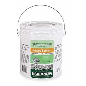 Gardener S Supply Company Energy Buttons National Garden Bureau
