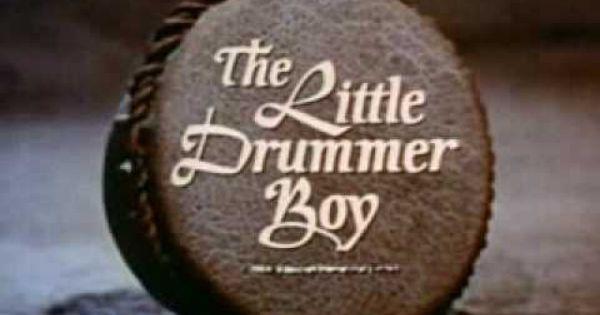 El Niño Del Tambor Parte 1 The Little Drummer Boy Drummer Boy Drummer