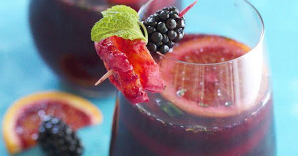 Dexter party drink idea
