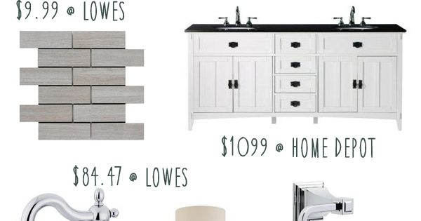 lowes com kitchen cabinets pottery barn bathroom on a budget knock style grey 7207