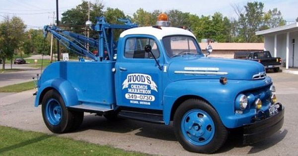 1951 Ford F6 Maintenance Of Old Vehicles The Material For New