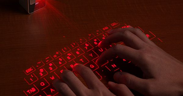 Cube Laser Virtual Keyboard- Its a freakin laser keyboard