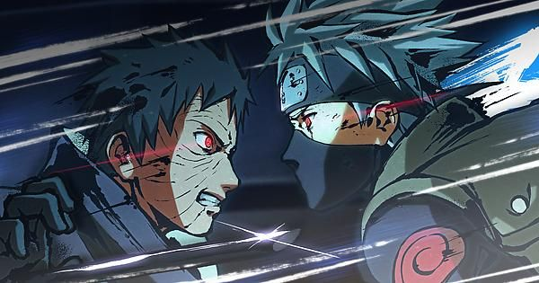 Story Mode Backgrounds 1920x1080 Wallpaper Naruto Shippuden Kakashi And Obito Kakashi