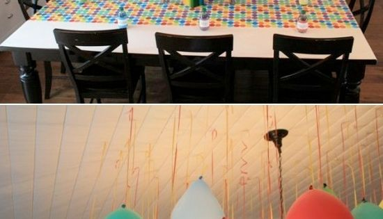 Balloon decorations without helium and other fun balloon ideas