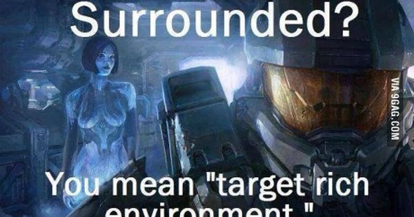 This Is How Badass Masterchief Is Halo Funny Video Games Funny Funny Gaming Memes