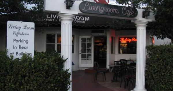 The Living Room Cafe Has Five Locations SDSU Old Town La Jolla Point Loma And National City