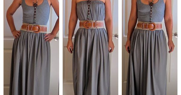 DIY Maxi Skirt Tutorial By: Mimi G. Style From: mimigstyle.com tutorial maxi
